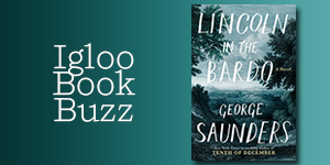 George Saunders book buzz